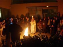 Benedicció del foc nou
